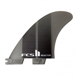 Ailerons Surf Fcs Ii Reactor Neo Glass Tri Fin