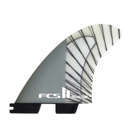 Ailerons Surf Fcs Ii Reactor Pc Carbon Tri Fin