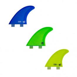 Aileron Creatures Fcs Icon Tri Fin