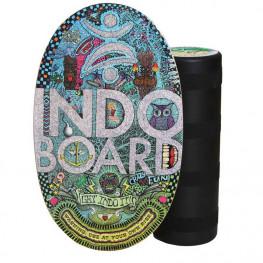 Indoboard Original Doodle + Rouleau
