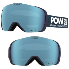 Masque Giro Contact Pow Ecran Vivid Royal+infrared