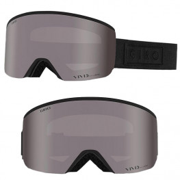 Masque Giro Axis Black Bar Ecran Vivid Onyx+infrared