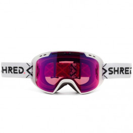 Masque Shred Amazify Bigshow White Blast Mirror