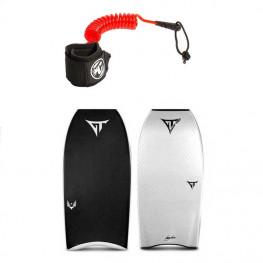 Bodyboard Gt Boards Fire d12 Pp  +  Leash bodyboard creatures poignet