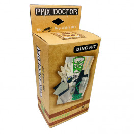 Kit Phix Doctor Epoxy Bio- Resine Sunpowered