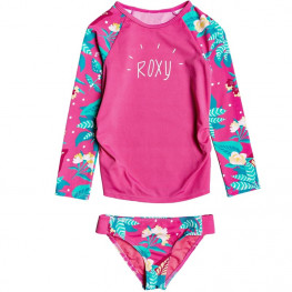 121075ensemble Lycra Ml Roxy Girls Uv50 2020