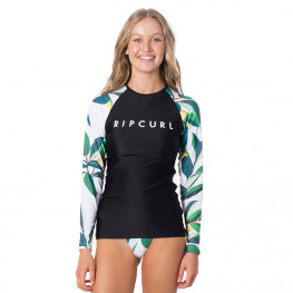 Lycra Rip Curl Manches Longues Blanco Bay Relaxed 2020