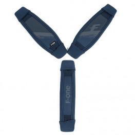 Straps F-one Foilboard Slim Tech - Slate Par 3 + Vis