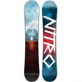 Snowboard Nitro Beast 2021