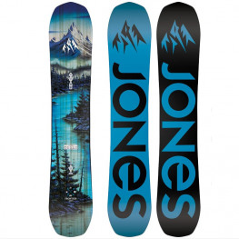Snowboard Jones Frontier 2021