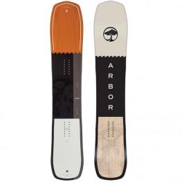 Snowboard Arbor Crosscut Camber 2021