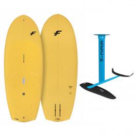 FOIL ic6 950 v3 windsurf F-ONE + rocket sw2 F-ONE 2020