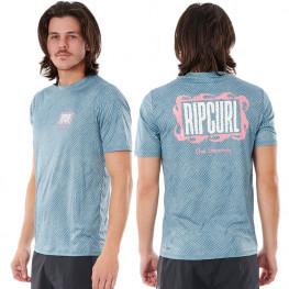 Wetshirt Rip Curl Mind Wave 2021 - Mid Blue