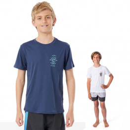 Wetshirt Rip Curl Search Logo Boys 2021