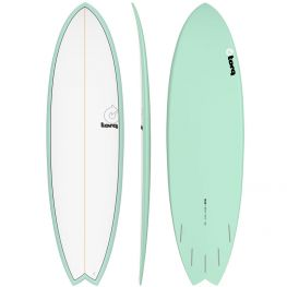 Surf Fish Torq Pinline White/seagreen 2021