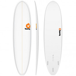 Torq Pinline Fun Volume+ White 2021 - 7'4""