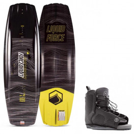 Wakeboard Liquid Force Classic 2021 + Chausse Hyperlite Remix 2021