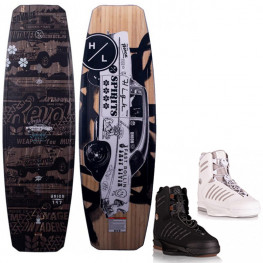 Wakeboard Hyperlite Union 2021 + Chausses Tao 6x Liquid Force 2021