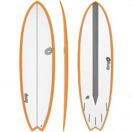 Surf Fish Torq Tet Cs Coloured Rail 2021