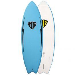 Surf Mousse Mark Richards Super Twin Fin 2021