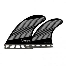 Ailerons Surf Futures Legacy F6 Quad