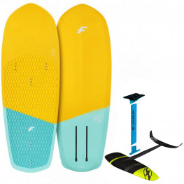 Planche kitefoil F-One pocket 2021 + Foil F-One Gravity