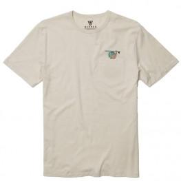 Tee Shirt Vissla Da Fin Stocked Out