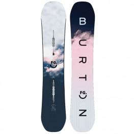 Snowboard Burton Feel Good Flying V Woman 2022