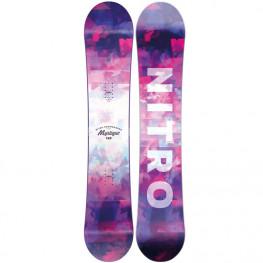 Snowboard Nitro Mystique 2022