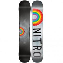 Snowboard Nitro Optisym 2022