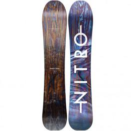 Snowboard Nitro Woodcarver 2022