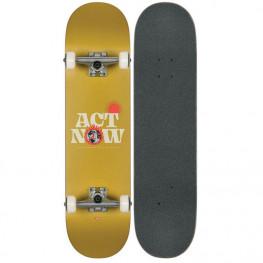 Skate Globe G1 Act Now Mustard