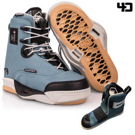 Chausses Wakeboard Peak 4d Liquid Force
