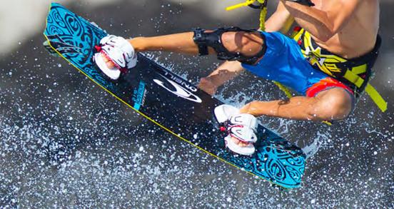 Planche de kitesurf d'occasion