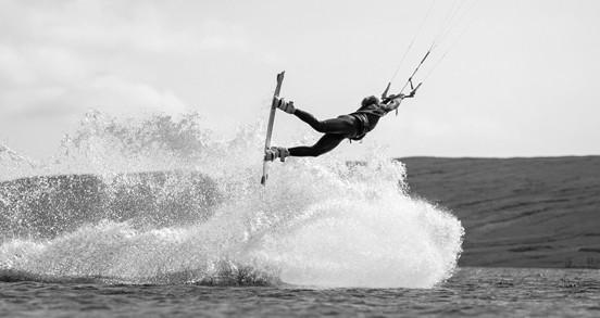 Veste impact kite femme