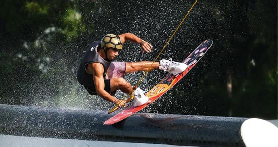 Wakeboard homme