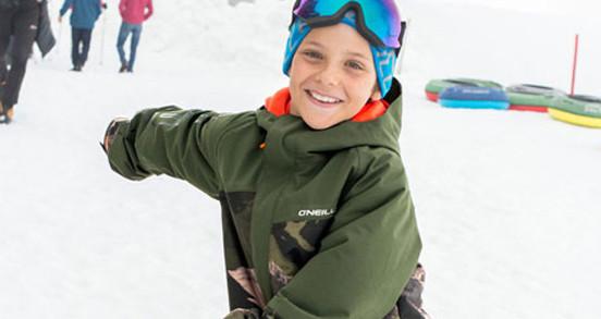 Veste Snowboard Enfant