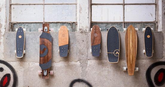 Cruiser - longboard