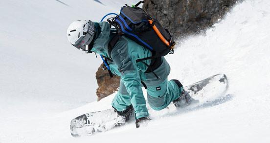 Vêtements de sports d'hiver