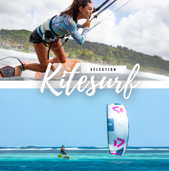 Nouvelle collection Kitesurf